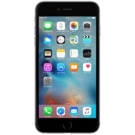 Apple iPhone 6 Plus Серый, 128Гб