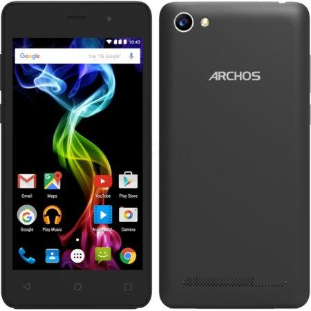 Archos 45d Platinum 8Гб, Черный, Dual SIM, 3G