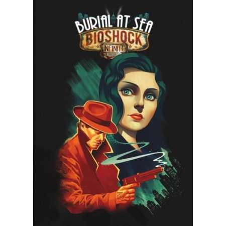 Bioshock Infinite. Морская могила. Эпизод 1