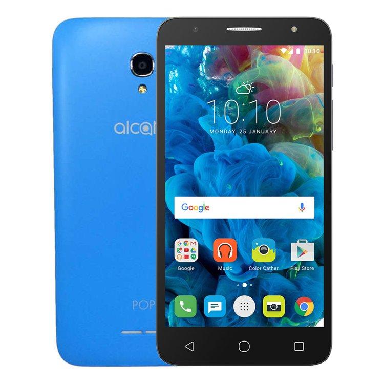 Alcatel POP 4 Plus 5056D Голубой