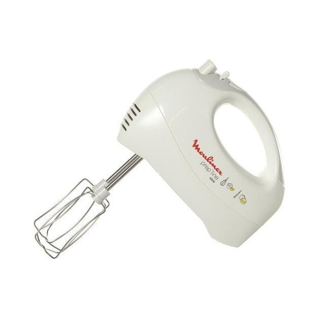 Moulinex HM41013E Белый, Погружной, 450Вт
