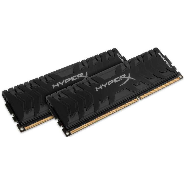 Kingston HyperX Predator HX324C11PB3K28 DDR3, 8Гб, РС-19200, 2400МГц, DIMM