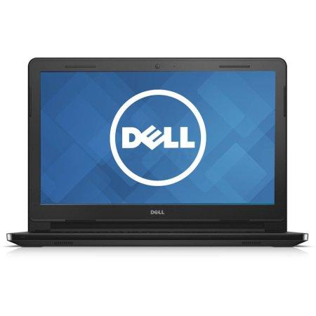 "Dell Inspiron 3452-9855 14"", Intel Celeron, 1600МГц, 2Гб RAM, DVD нет, 32Гб, Черный, Wi-Fi, Windows 10, Bluetooth"