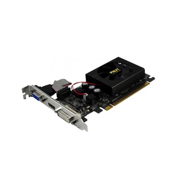 Купить Palit GeForce GT 610 в интернет магазине бытовой техники и электроники