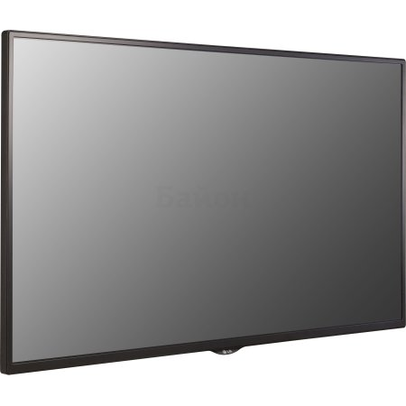"LG Main Stream SM5B 55"" IPS 1920 x 1080, 450 cd/m2, 1,100:1 (4,000,000:1), Frame 11,9 (T/R/L), 18 (B), 24/7, VESA 300 x 300, Remote Controller,Power Cable,RGB Cable,Manual"