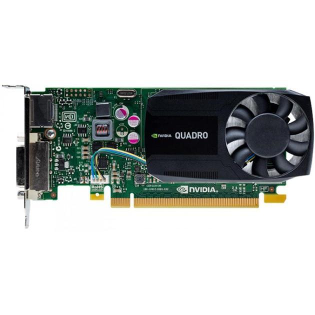 Lenovo Nvidia Quadro K620 2GB PCI-E 16x 2.0, 2048Мб, GDDR3 4X60G69028