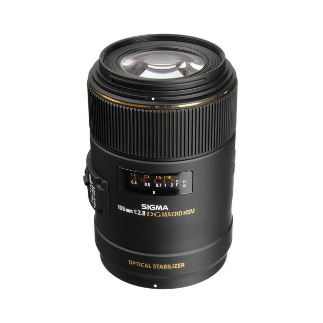Sigma AF 105mm f/2.8 EX DG MACRO Nikon F Nikon F