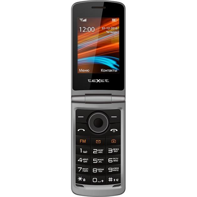 TeXet TM-404 Черный, 0.032Гб, 2 SIM