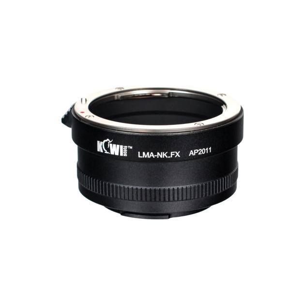 Переходное кольцо  KIWIFOTOS LMA-NK_FX (Nikon F- FUJIFILM X)