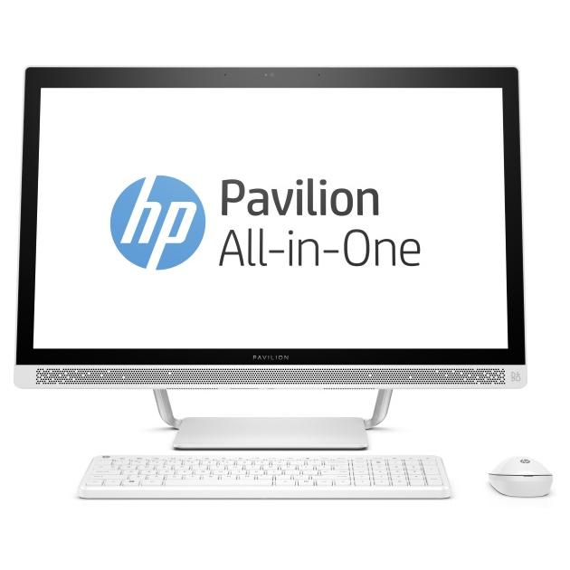 HP Pavilion 27-a150ur 1 Тб HDD, 4Гб, 8Гб, DOS, Intel Core i3