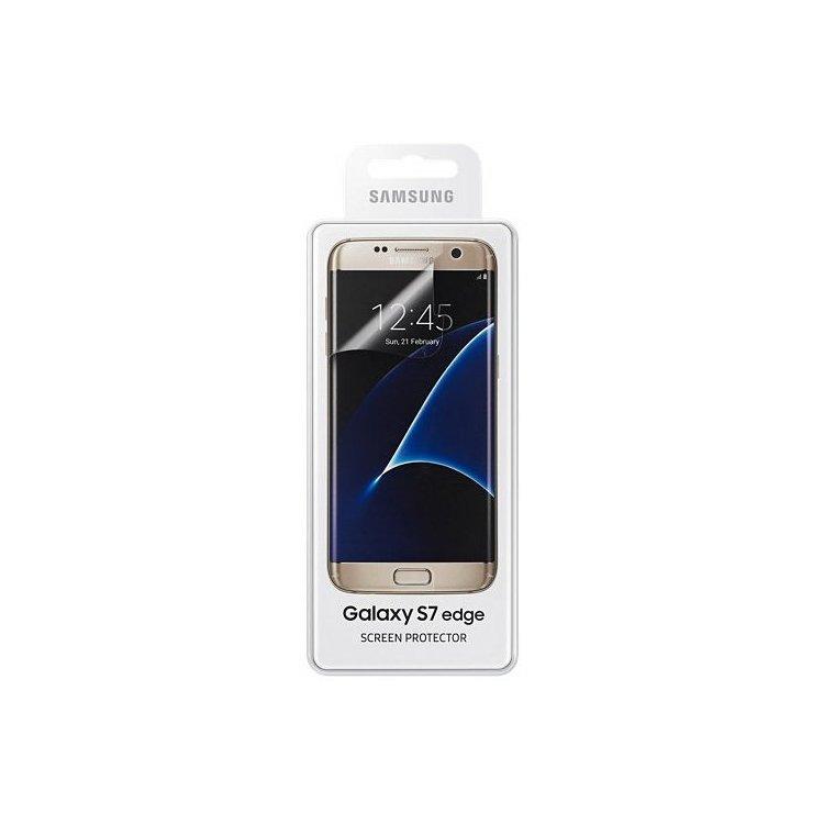 Samsung ET-FG935CTEGRU для Samsung Galaxy S7 Edge Прозрачная