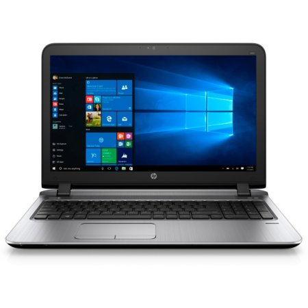 "HP ProBook 450 G3 W4P25EA 15.6"", Intel Core i5, 2300МГц, 4Гб RAM, 128Гб, Темно-серый, Windows 10, Windows 7, Wi-Fi, Bluetooth"
