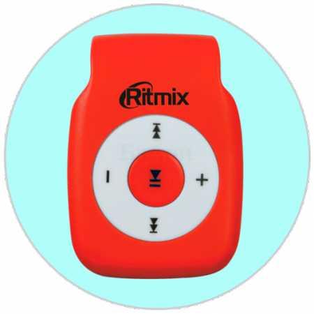 Ritmix RF-1015 Красный