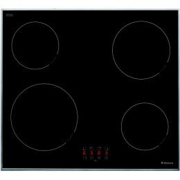 Hansa BHCI 63306 Черный, Электрическая, Стеклокерамика
