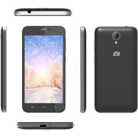 Ark Benefit M8 8Гб, Черный, Dual SIM, 4G (LTE), 3G