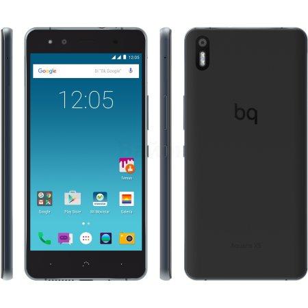 BQ Aquaris X5 Cyanogen 16Гб, Черный, Dual SIM, 4G (LTE), 3G