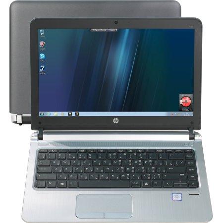 "HP ProBook 430 G3 P4N85EA 13.3"", 2300МГц, 4Гб RAM, 128Гб, Wi-Fi, Черный, Windows 7, Windows 10, Bluetooth, Intel Core i5, DVD нет"