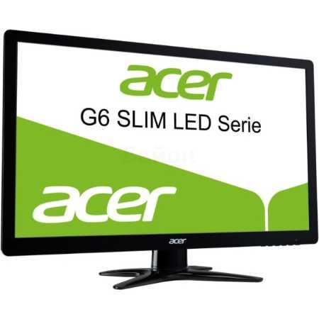 """Acer G236HLBbid 23"""", Черный, DVI, HDMI"""