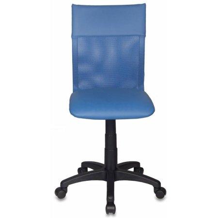 Кресло Бюрократ CH-399/BL/5178 спинка сетка темно-синий сиденье синий 5178 искусственная кожа