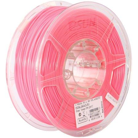 ESUN PLA175P1 Розовая, Картридж PLA в катушке, Стандартная, нет
