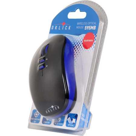 Oklick 595MB Синий, Bluetooth