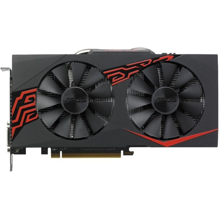 Asus Radeon RX 570 Expedition 4G