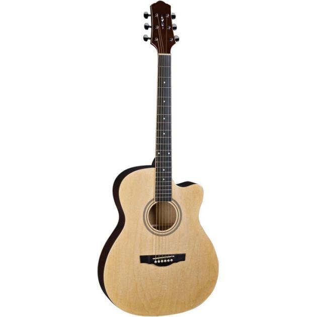Акустическая гитара с вырезом Naranda TG120CNA