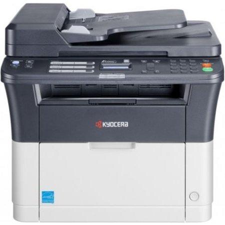 Kyocera FS-1025MFP МФУ Лазерный \ светодиодный, Темно-серый, Черно-белая, А4