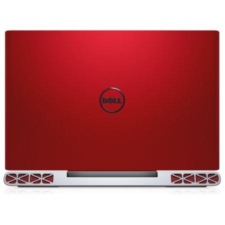 "Dell Inspiron 7566 15.6"", Intel Core i5, 2600МГц, 8Гб RAM, DVD нет, 1Тб, Красный, Wi-Fi, Windows 10 Домашняя, Bluetooth"