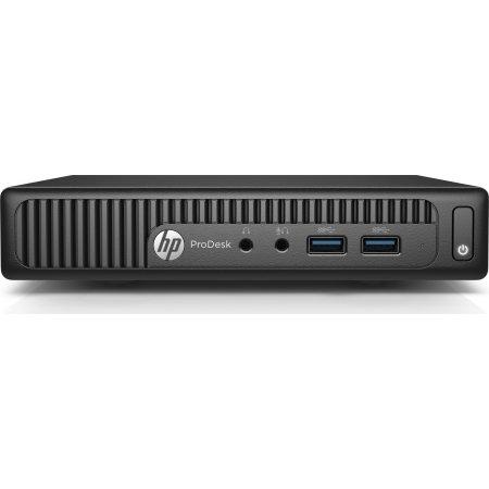 HP ProDesk 400 G2 T4R49ES Mini ,3200МГц ,Intel Core i3, 500Гб, Win10Pro+Win7Pro