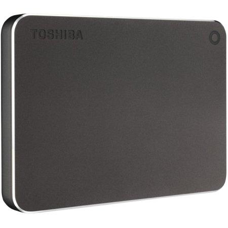 Toshiba Canvio Premium HDTW110EBMAA for Mac 1024, Черный