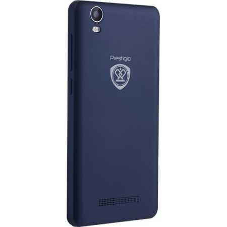 Prestigio Muze A5 8Гб, Синий, Dual SIM, 3G