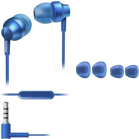 Philips SHE3855BL