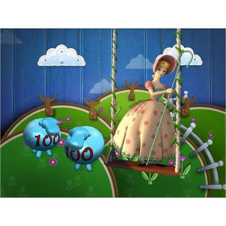 Disney. История Игрушек: Парк развлечений Xbox 360, Русский