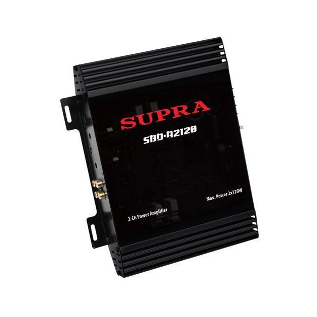 Усилитель автомобильный Supra BD-A2120 двухканальный