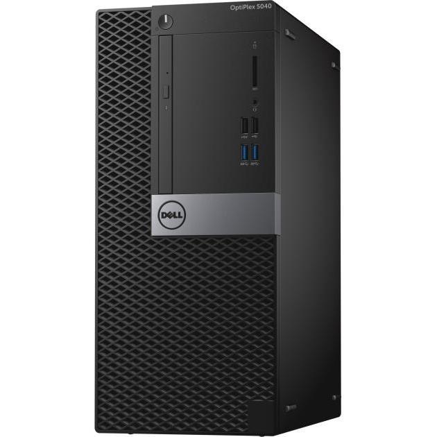 Dell OptiPlex 5040-9983 MT, 3400МГц, 8Гб, Intel Core i7, 500Гб, Windows 7 Pro+W10Pro