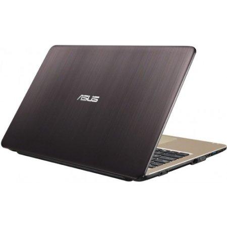 "Asus VivoBook X540SA-XX012D 15.6"", Intel Celeron, 1600МГц, 2Гб RAM, DVD-RW, 512Гб, Черный, Wi-Fi, DOS, Bluetooth"
