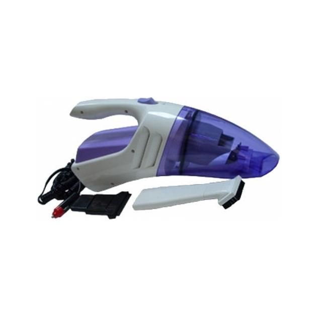 Пылесос Автомобильный Phantom РН2002 белый/голубой 100Вт от Байон