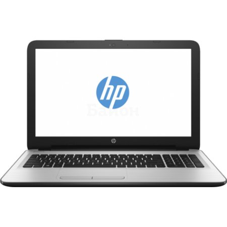"HP 15-ba502ur 15.6"", AMD E-series, 1800МГц, 4Гб RAM, DVD нет, 500Гб, Белый, Wi-Fi, Windows 10, Bluetooth"