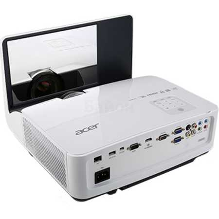 Acer U5320W стационарный, Белый
