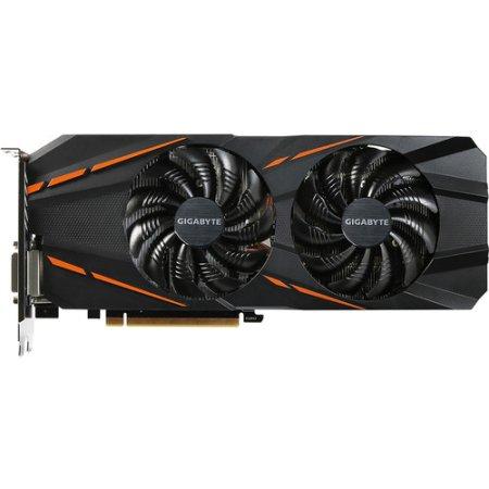 Gigabyte GeForce GTX 1060 G1 Gaming 6G 6144Мб, GDDR5, 1620MHz, GV-N1060G1GAMING-6GD GTX 1060 G1 Gaming 6G - 6144Мб, GDDR5, 1620MHz, GV-N1060G1GAMING-6GD