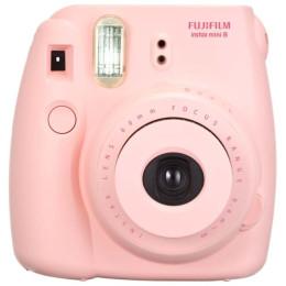 Фотокамера моментальной печати Fujifilm Instax Mini 8 Pink