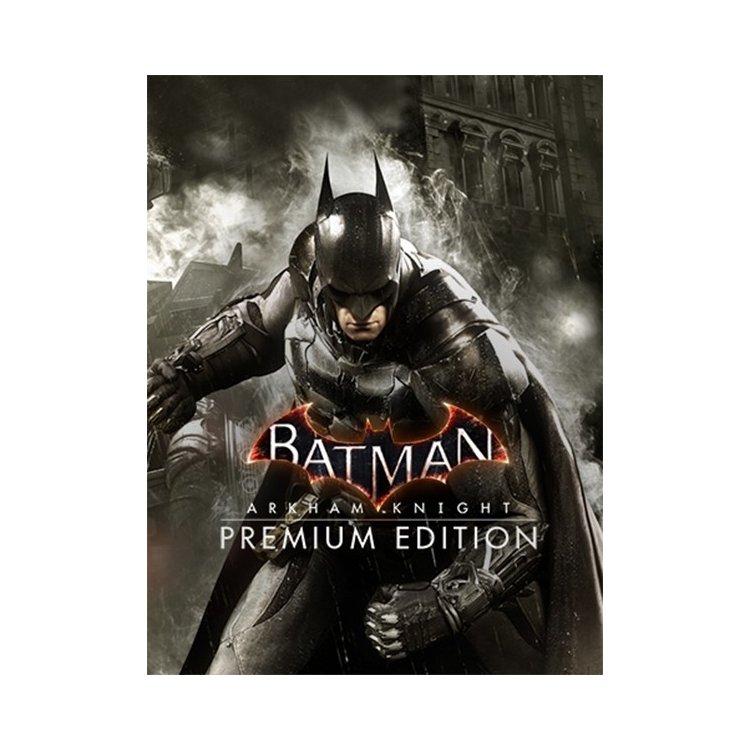 Batman: Рыцарь Аркхема. Premium Edition