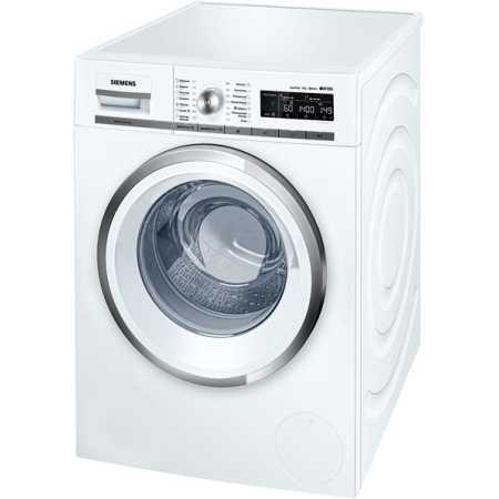 Siemens WM14W540OE Белый, 9кг