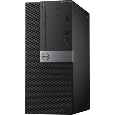 Dell Optiplex 5040-9976 MT, 3400МГц, 8Гб, Intel Core i7, 500Гб, Win7 Pro64 Intel Core i7, 3400МГц, 8Гб, 500Гб, Win 10