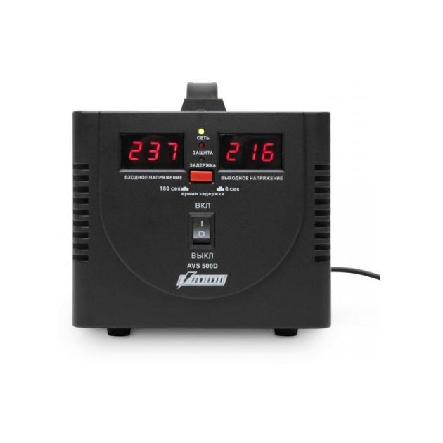 Powerman AVS 500D однофазный, 500ВА