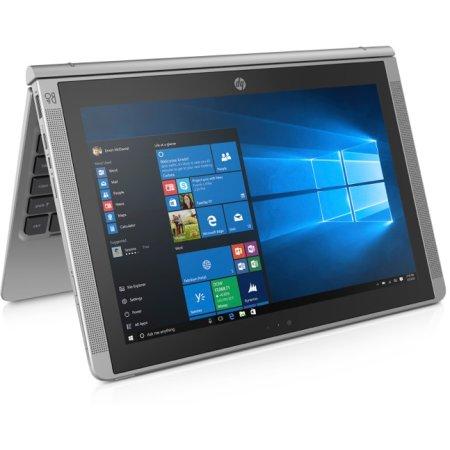 "HP x2 210 G1 L5G91EA 10.1"", Intel Atom, 1440МГц, 4Гб RAM, 64Гб, Серебристый, Wi-Fi, Windows 10, Bluetooth"