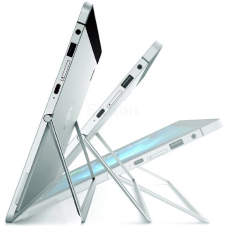 "HP Elite X2 1012 G1 L5H02EA 12"", 1.1МГц, 4Гб RAM, 128Гб, Серый, Wi-Fi, Windows 10 Pro, Bluetooth, Intel Core M5, DVD нет"