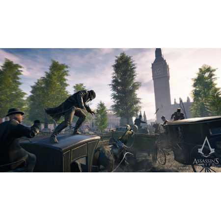 Assassin's Creed: Синдикат. Биг Бен Русский язык, Специальное издание, Sony PlayStation 4, приключения