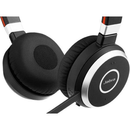 Jabra Evolve 65 UC Stereo Черный